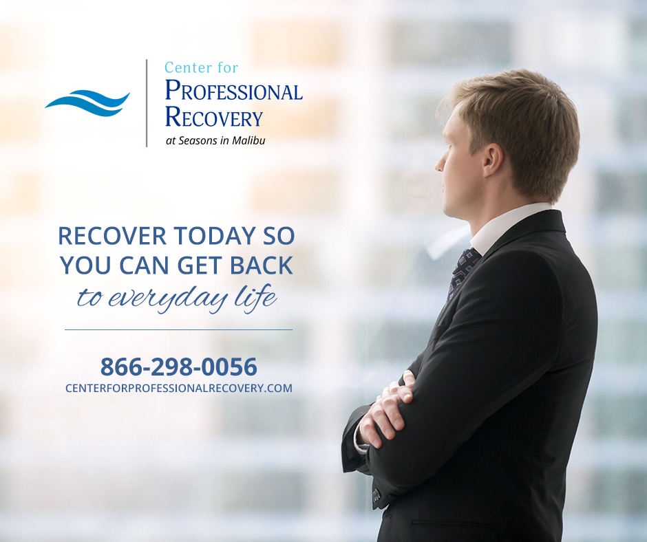 Center for Professional Recovery Flyer